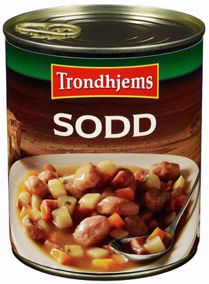 Picture of SODD 800G TRONDHJEMS